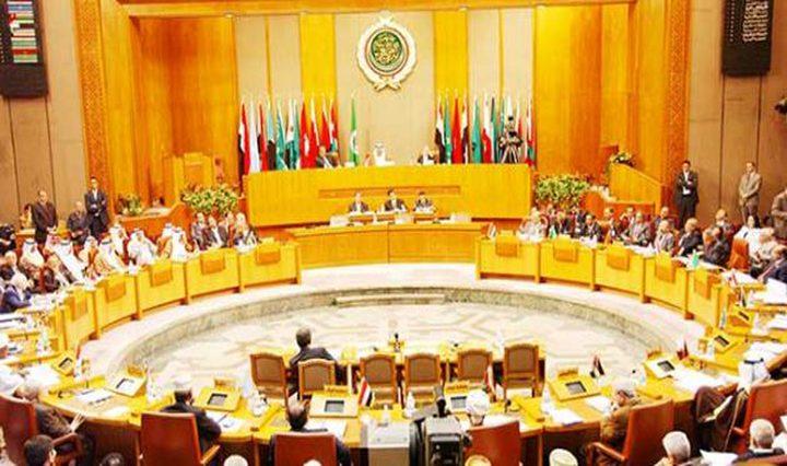 الجامعة العربية ستبحث الثلاثاء جرائم الاحتلال بحق الفلسطينيين