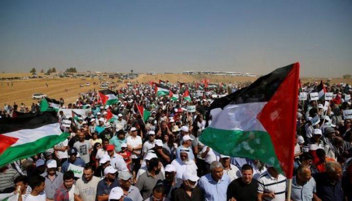 كيف أعادت مسيرات العودة غزة إلى الواجهة الدولية؟