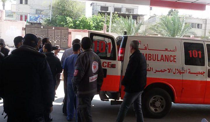 إصابة 12 مواطناً على حدود غزة في اليوم الرابع لمسيرة العودة