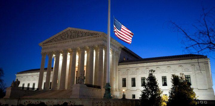 العليا الامريكية تؤيد اسقاط حكم تعويض ضد السلطة الفلسطينية