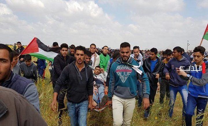 ضابط في قوات الاحتلال: لن نغير سياسة إطلاق النار على المتظاهرين