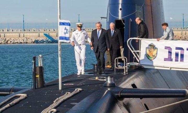 """استجواب وزير الطاقة الإسرائيلي في قضية الغواصات """"الملف 3000"""""""