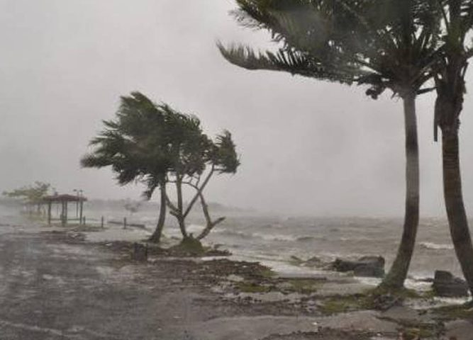 4 قتلى في الإعصار جوزي في فيجي