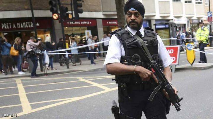 """بريطانيا تعتقل شخصين بتهمة """"تحضير عمل إرهابي"""""""