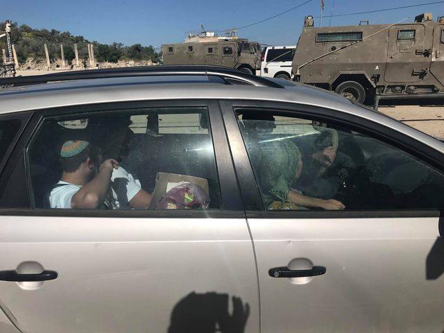 إصابة مواطنين إثر اقتحام الاحتلال لسبسطية لليوم الثاني