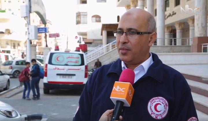 كيف أنقذت طواقم الاسعاف والمواطنين مصابي مسيرة العودة الكبرى؟ (فيديو)