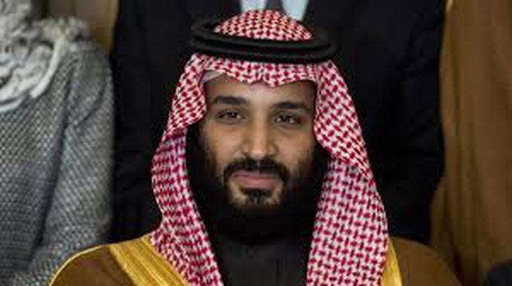 ولي العهد السعودي : الإسرائيليون والفلسطينيون لهم الحق في امتلاك أراضيهم الخاصة