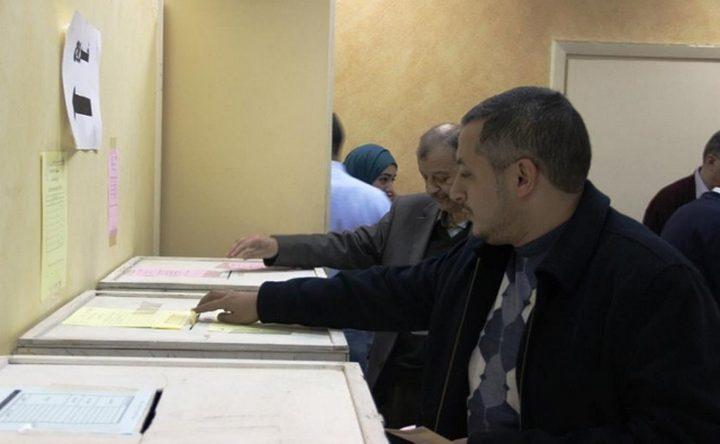 مراقبون: انتخابات نقابة المهندسين بتحالف الشعبية والديمقراطية مع حماس
