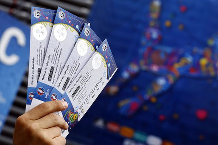 (1.7) مليون تذكرة باعها الفيفا لحضور مونديال روسيا
