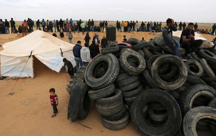 إسرائيل تطالب الصحة العالمية بوقف جمعة الكوشوك في غزة