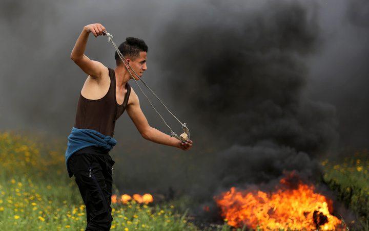 """""""بيتسيلم"""" تطالب الاحتلال لعدم إطلاق النار على المتظاهرين في غزة"""