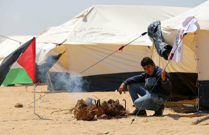 بالصّور: التّغريبة الفلسطينيّة تعود مرّة أخرى !