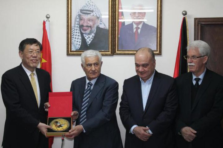 الحزب الشّيوعي الصيني: مواقفنا ثابتة تجاه الشّعب الفلسطيني وقضيّته