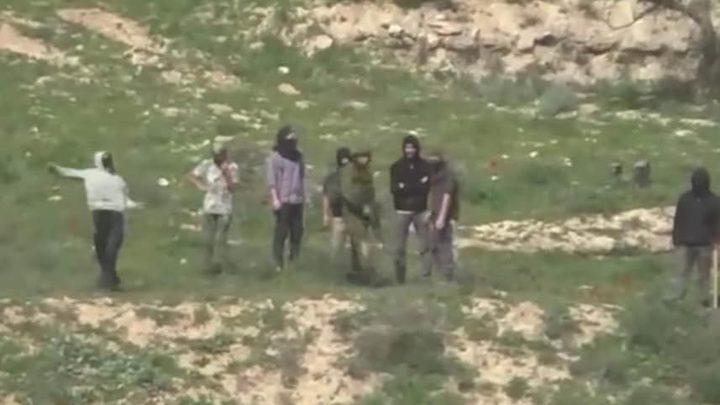 تصاعد اعتداءات المستوطنين على الفلسطينيين