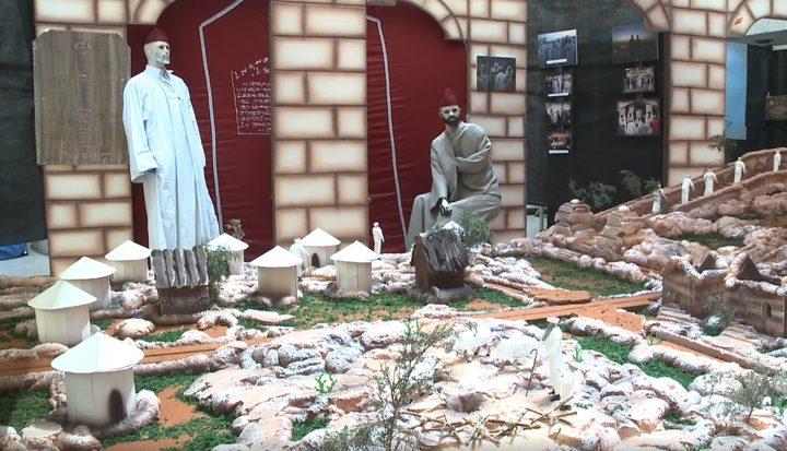 بالفيديو.. معرض التراث والثقافة السامرية في جامعة النجاح