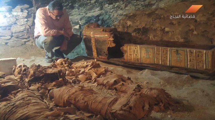 اكتشاف أقدم حالة أصيبت بمرض السرطان في التاريخ البشري (فيديو)