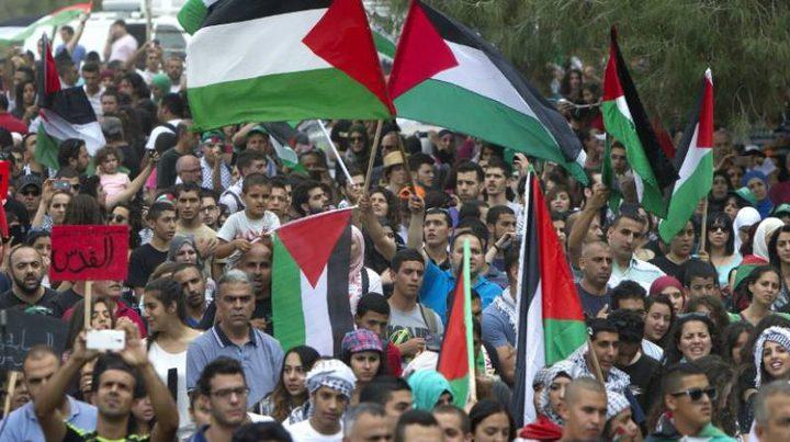 """""""الاشتراكية الدولية"""" تدين قتل إسرائيل لفلسطينيين عزل على حدود غزة"""