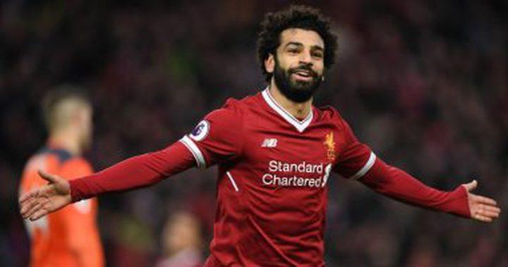 المصري صلاح يقود التشكيلة المثالية لذهاب ربع نهائي أبطال أوروبا