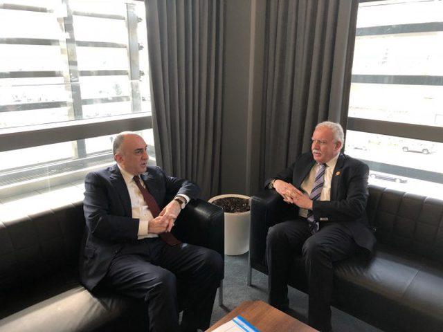 المالكي يتفق مع نظيره الأذري على تشكيل لجنة وزارية مشتركة