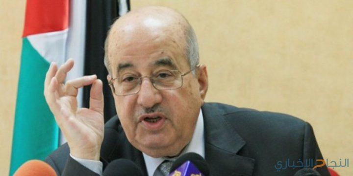 الزعنون: البدء بتوجيه الدعوات للمشاركة في دورة المجلس الوطني الفلسطيني