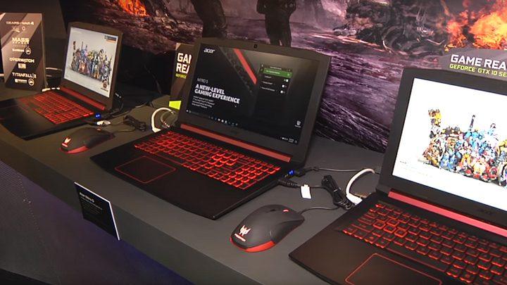 """""""Acer"""" تطلق حواسيب مميزة لألعاب الفيديو"""