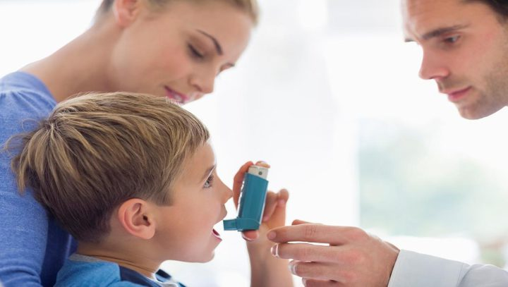 هل يؤثر الربو على قوة عظام الأطفال ؟