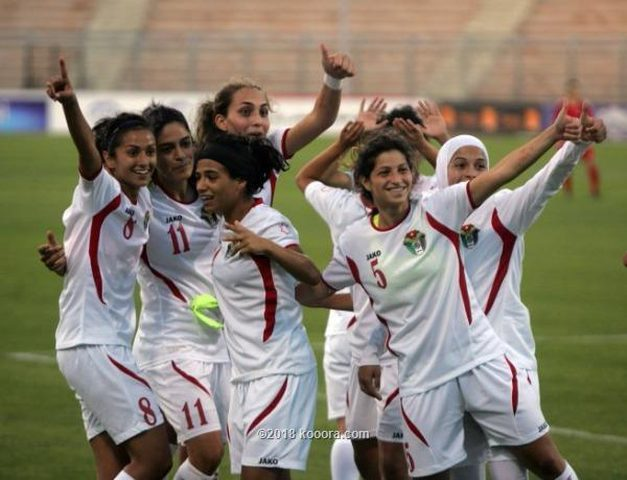 منتخب الأردن يواجه الفلبين في افتتاح كأس آسيا للسيدات