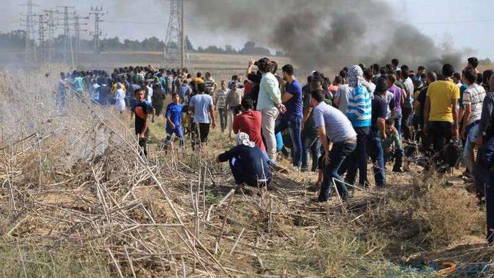 شهيدان وثلاث اصابات برصاص الاحتلال في غزة
