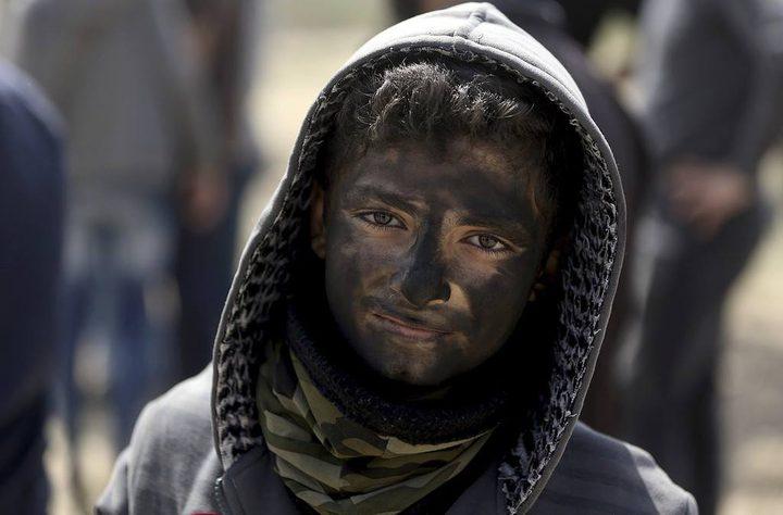 صورة طفل جمعة الكوشوك