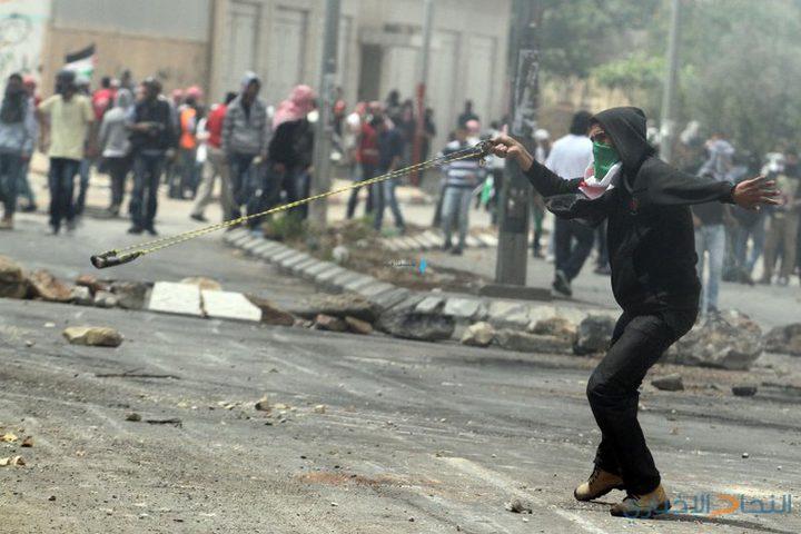 نابلس: إصابات خلال مواجهات مع الاحتلال في بيتا وكفر قليل