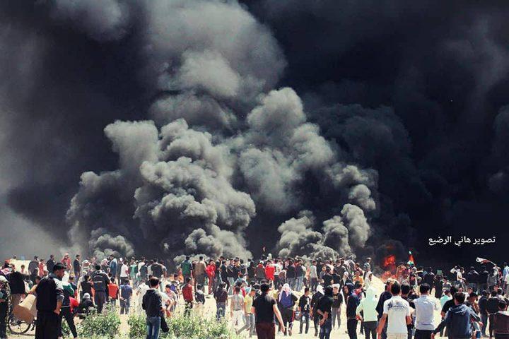 بالصور.. دخان الكوشوك يقهر الجيش الذي لا يُقهر