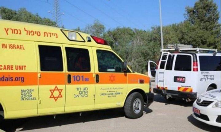 مقتل إسرائيلية وإصابة زوجها طعنا