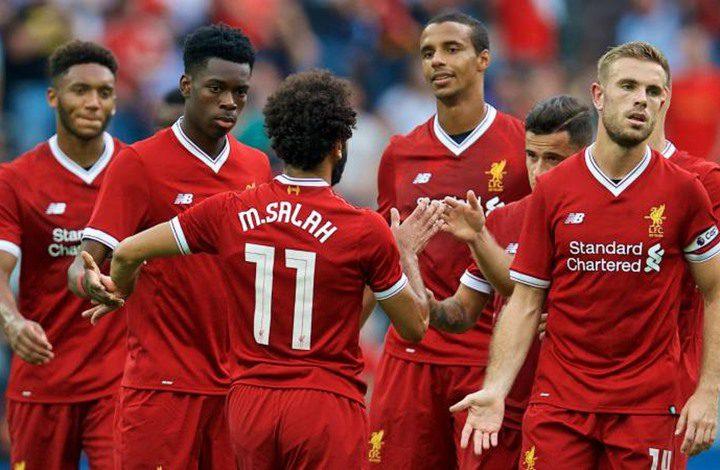 ليفربول يتواضع أمام إيفرتون بسبب صلاح
