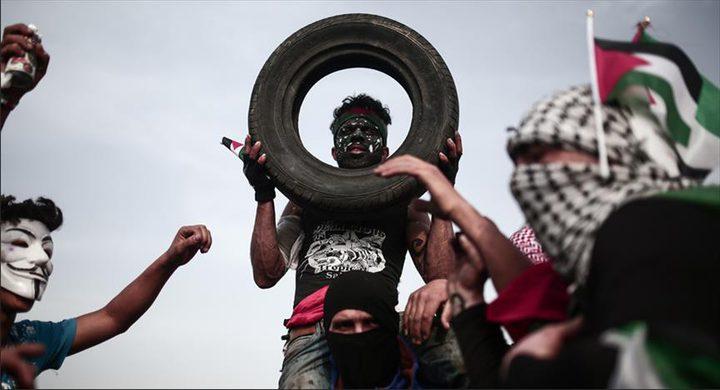 الاحتلال يمنع إدخال إطارات السّيارات لغزّة
