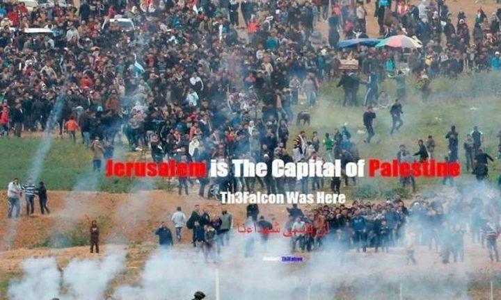 هجوم إلكتروني يستهدف عشرات المواقع العبرية التابعة للإحتلال