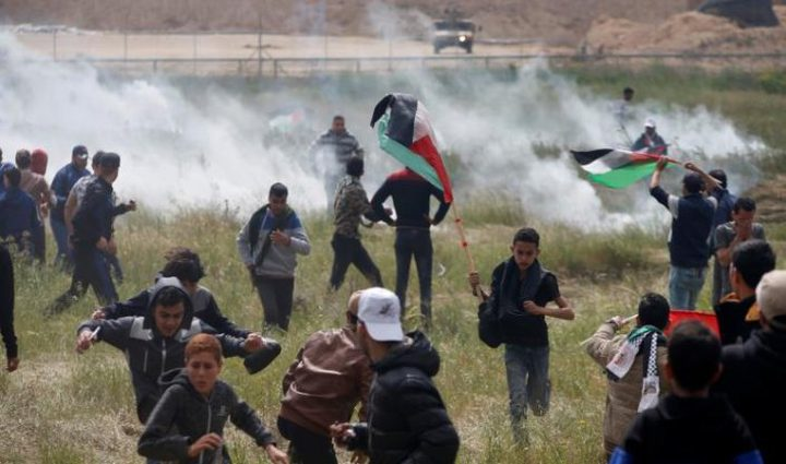 """""""بتسيلم"""": قوات الإحتلال استخدمت القوة المميتة في غزة دون مبرر"""