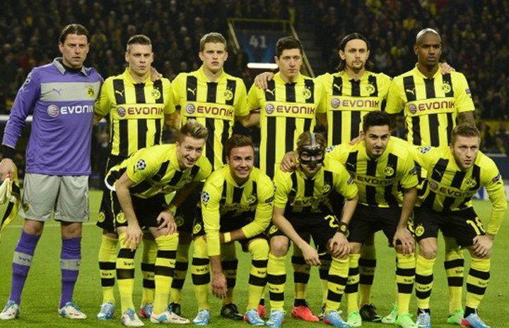 دورتموند الألماني يعزز آماله في التأهل لمجموعات أبطال أوروبا