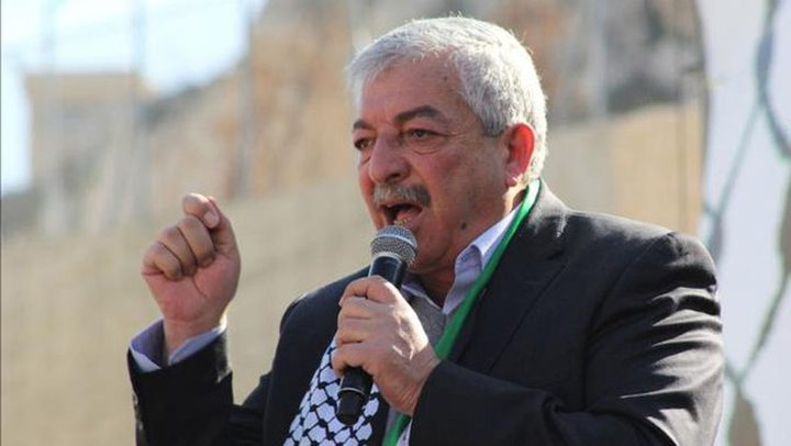 العالول : جهود كبيرة  لاستعادة الوحدة الفلسطينية