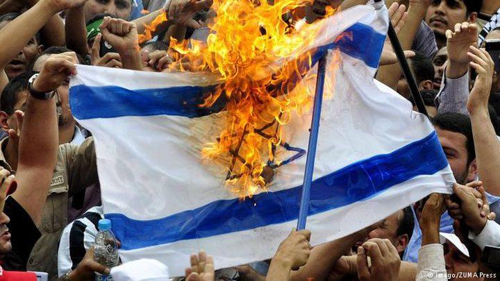 الهيئة العليا: الجمعة القادمة جمعة حرق العلم الإسرائيلي