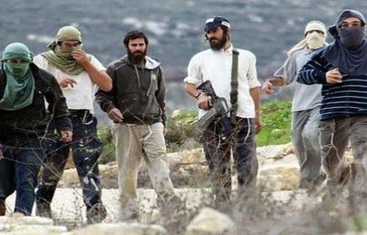 محاولة اختطاف لمسن من قبل مستوطنين على جسر الحمرا