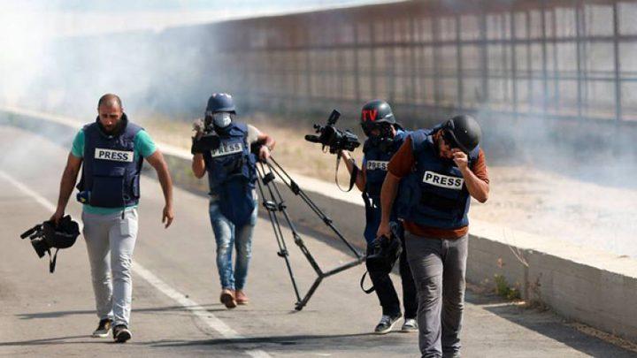 """""""صاحبة الجلالة"""" تنزف على حدود غزة"""