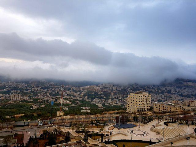 الطقس: انخفاض على درجات الحرارة وتوقعات لتساقط الأمطار