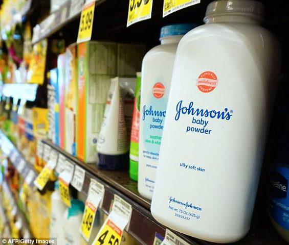 """40 مليون دولار تعويض لأمريكي أصيب بالسرطان بسبب """"جونسون"""""""