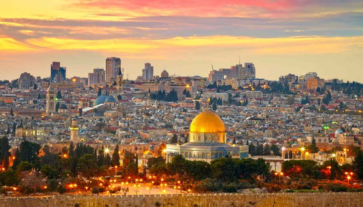 """طابع بريدي باسم """"القدس عاصمة دولة فلسطين"""""""