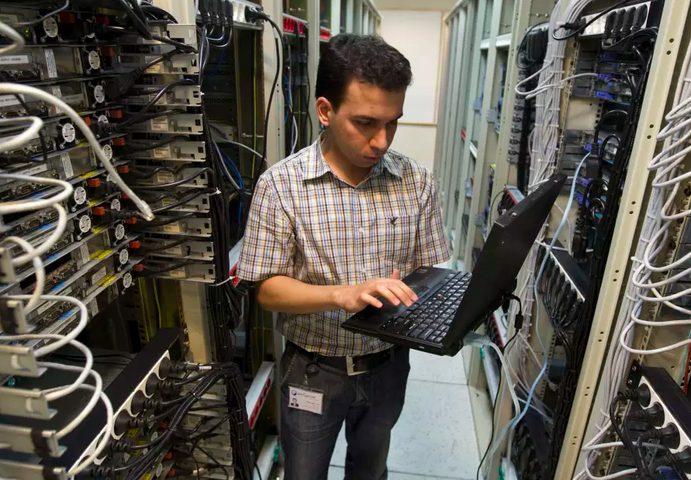 إيران تتعرض لهجمات الكترونية كبيرة