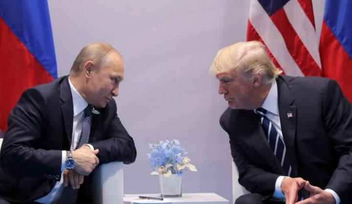 البيت الأبيض: سوريا غير قادرة على شن هجوم كيميائي بدون روسيا وايران