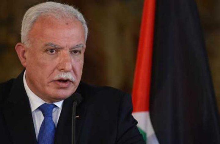 المالكي: سنُقدم للجنائية الدولية كافة الأدلة والبراهين لبدء تحقيق رسمي بأحداث غزة