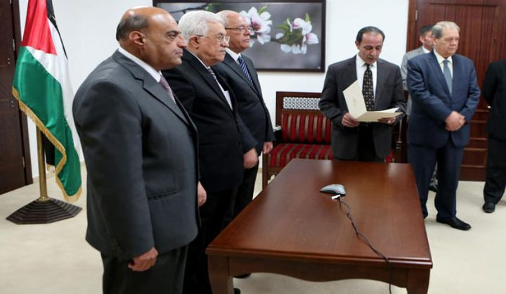 البوريني يؤدي اليمين القانونية أمام الرئيس سفيرا لدى السلفادور