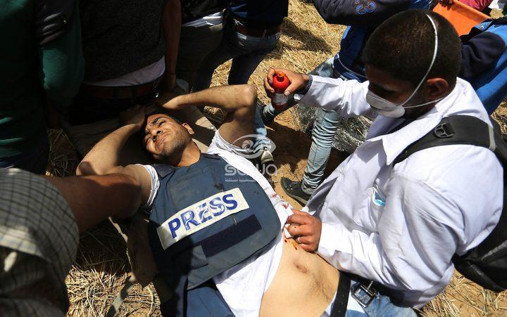 """""""هآرتس"""": قتل الصحفيين عمل إجرامي"""