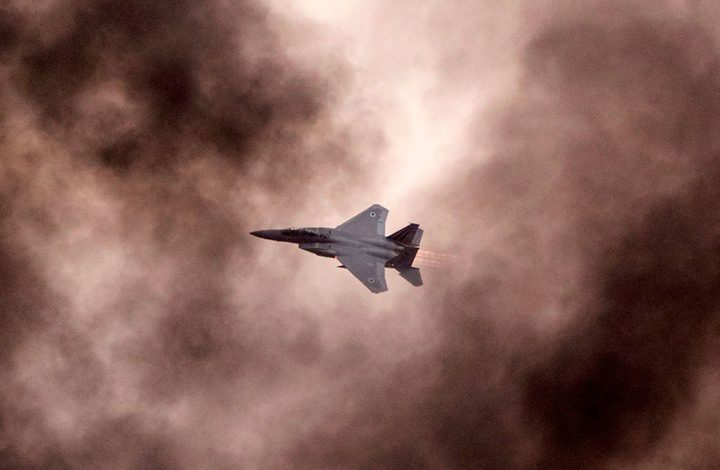 روسيا تكشف: إسرائيل هي التي قصفت مطار التيفور العسكري